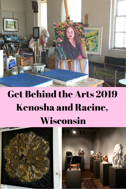 Get Behind the Arts 2019 in Kenosha and Racine, Wisconsin: Immerse Yourself in Local Arts