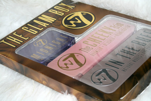 W7 THE GLAM BOX GIFT SET + Giveaway