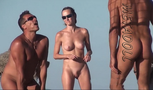 Nude Euro Beaches 40 (Spying on beautiful chicks and milfs at the beach)
