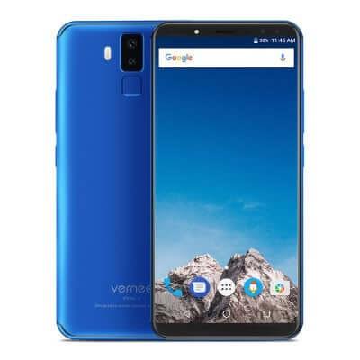 سعر ومواصفات هاتف Vernee X بسعة بطارية 6200 مللي أمبير بالصور والفيديو