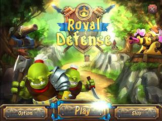 Royal Defense - Game Pertempuran Terbaik