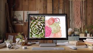 spesifikasi Microsoft Surface Studio