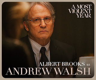 a most violent year albert brooks