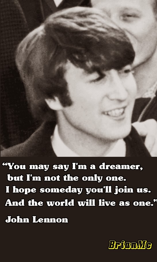 best John lennon quote