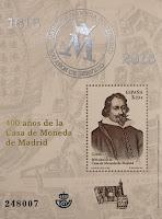 400 AÑOS DE LA CASA DE MONEDA DE MADRID