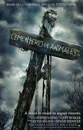 Cementerio de Animales (Pet Sematary) un nuevo remake basado en Stephen King