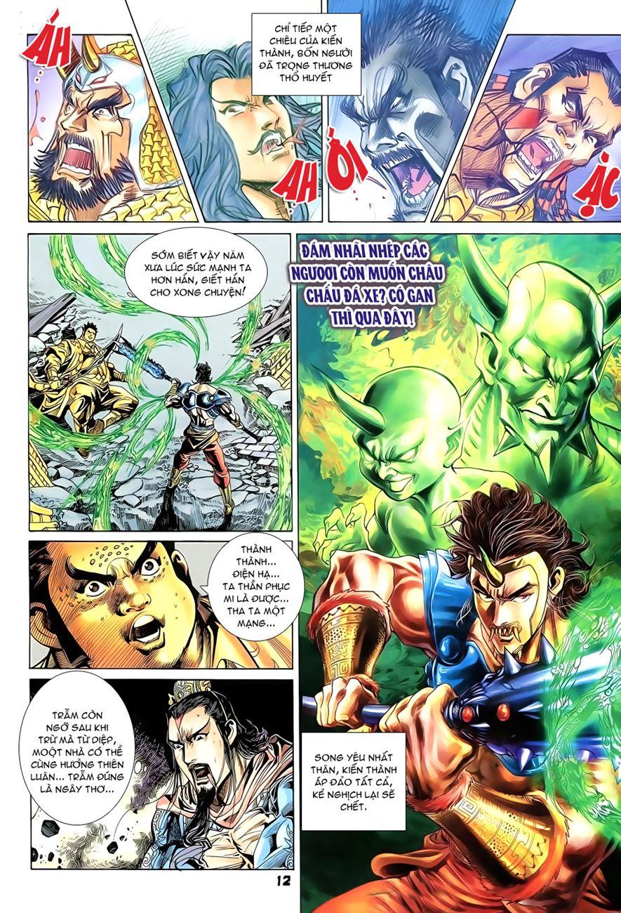 Đại Đường Uy Long chapter 79 trang 19