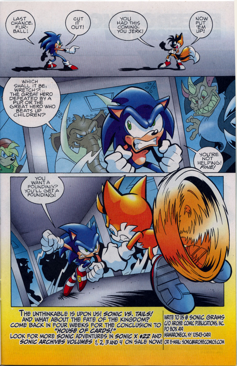 Read online Sonic The Hedgehog comic -  Issue #178 - 18