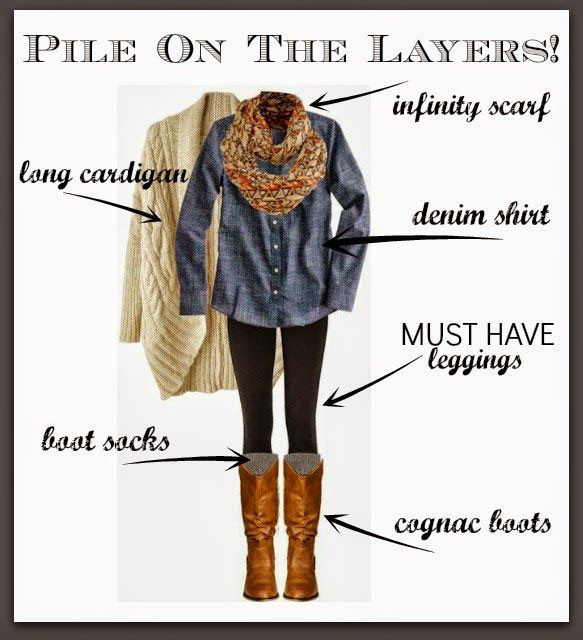 20. Layers are so slim-fitting that they allow you to add ...