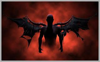 Iblis Melihat Wujud Asli Iblis