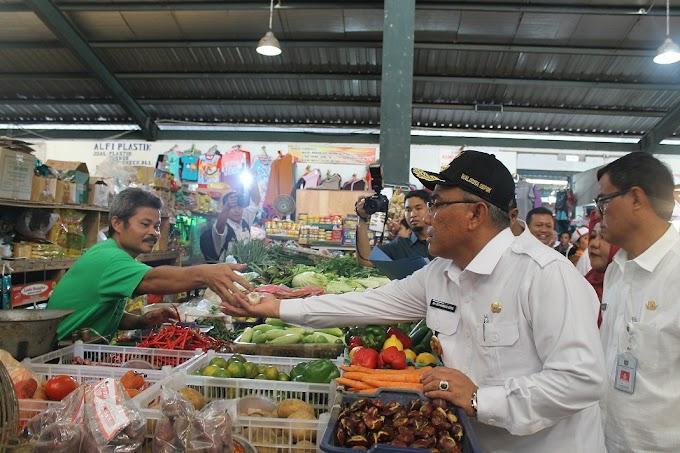Harga Sembako Jelang Puasa Masih Stabil