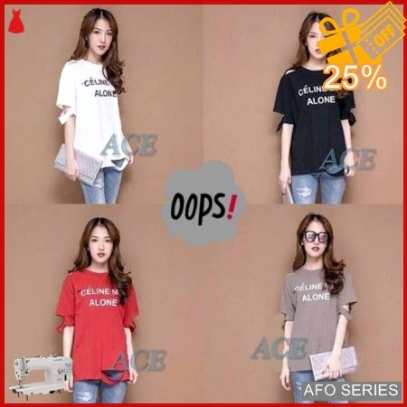 AFO631 Model Fashion Alone Modis Murah BMGShop