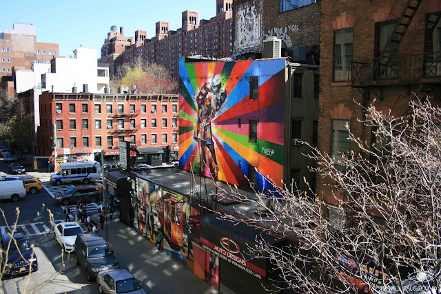 My Travel Background : Une semaine à New York - High Line