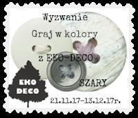 http://eko--deco.blogspot.com/2017/11/wyzwanie-graj-w-kolory-szary.html