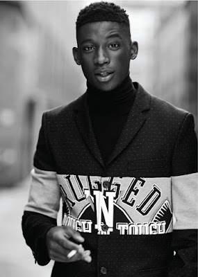 British-Nigerian Model Harry Uzor Stabbed In The Chest In London