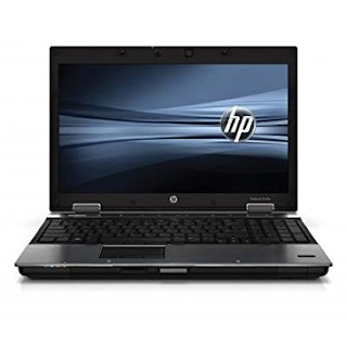 HP Elitebook 8540w laptop
