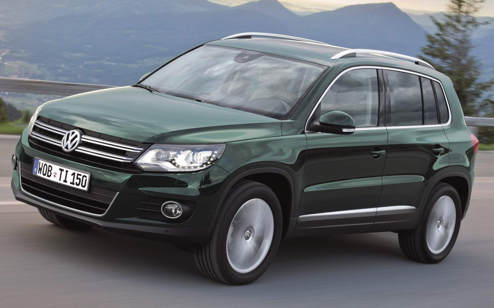 car blog br volkswagen tiguan 2016 recebe melhorias na europa. Black Bedroom Furniture Sets. Home Design Ideas