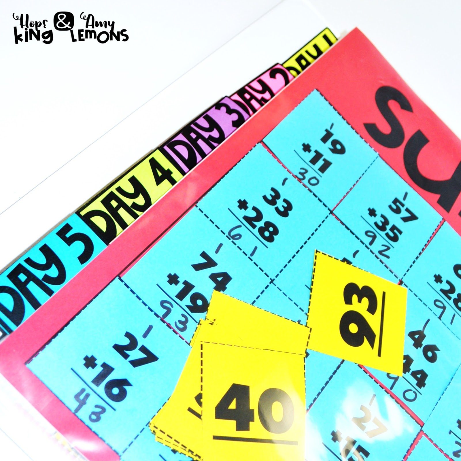 Math Notebooks | Step into 2nd Grade with Mrs. Lemons | Bloglovin\'