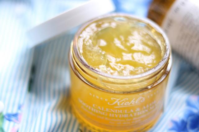【护肤】Kiehl's新成员~5分钟修护的金盏花芦荟镇静保湿冻膜