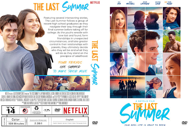 The Last Summer DVD Cover