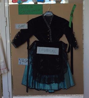 La clase de miren mis experiencias en el aula fiestas de for Miren ibarguren ropa interior