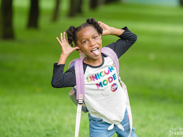 Ten Ways To Make The First Day Back To School Memorable ~ #BeYourself