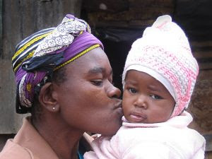 Image: Kenyan Kiss, by Amanda Kline on freeimages