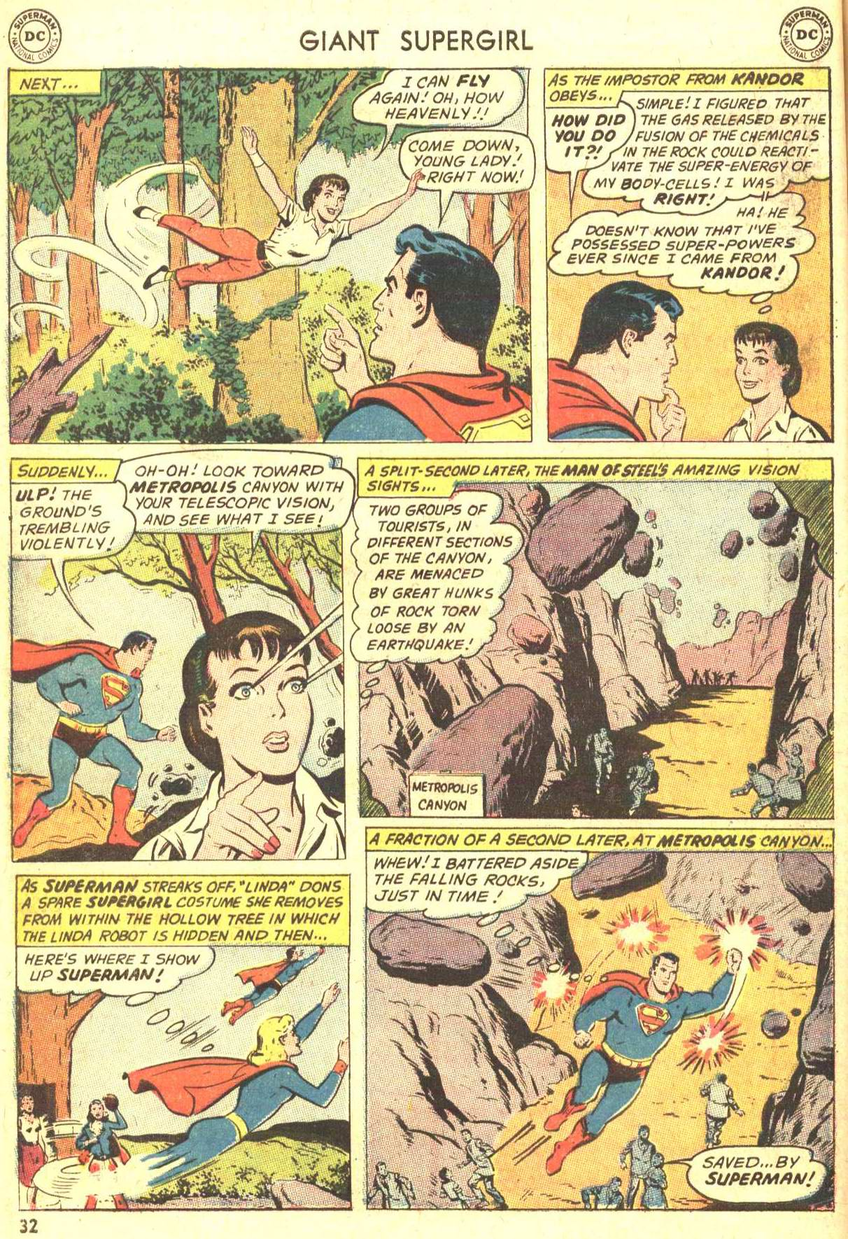 Read online Action Comics (1938) comic -  Issue #360 - 31