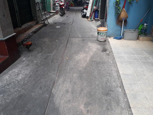 Bán nhà đường Nguyễn Trãi phường 3 Quận 5 giá rẻ, hẻm 3m