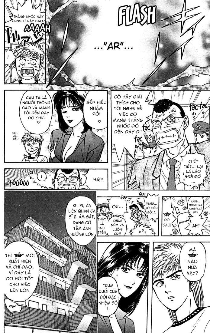 Psychometrer Eiji chapter 28 trang 20