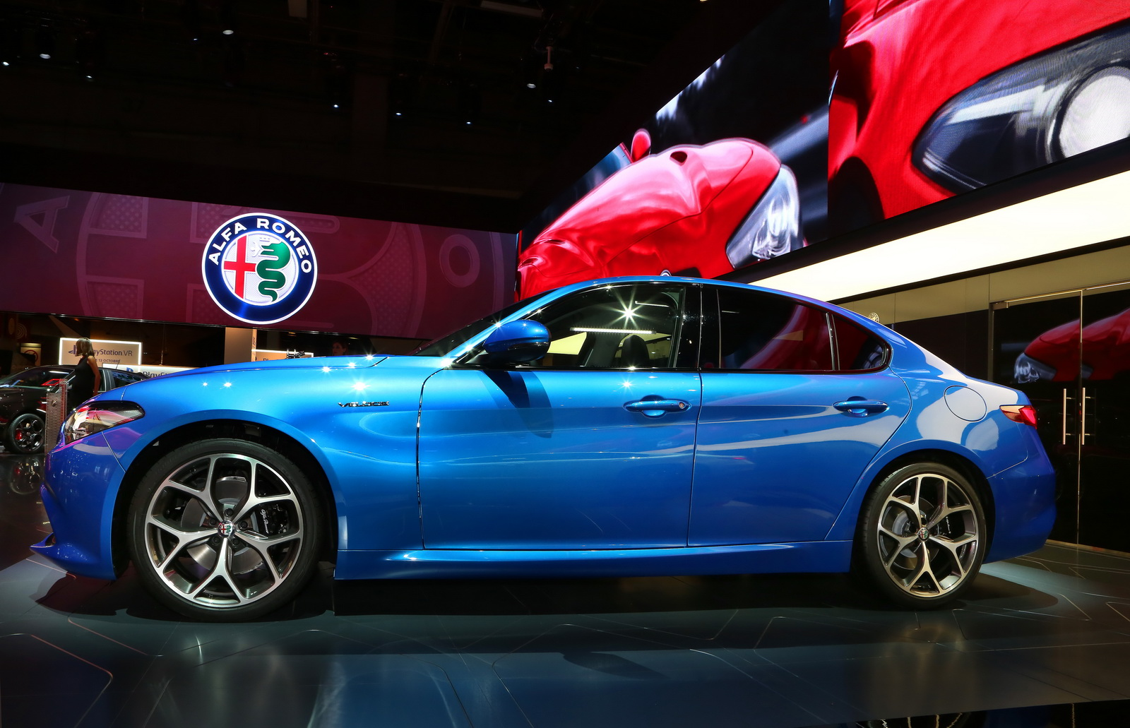 Alfa Romeo S New 276hp Giulia Veloce Looks Like The Pick