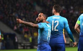 Arsenal Menang 4-2 atas BATE Borisov - Liga Europa