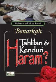 Jual Buku Benarkah Tahlilan dan Kenduri Haram | Toko Buku Aswaja Yogyakarta