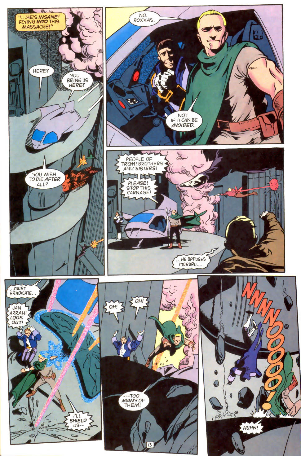 Legion of Super-Heroes (1989) 46 Page 13