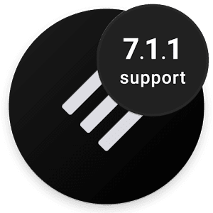 Swift Black Substratum Theme v25.7 PATCHED APK