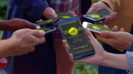 Ampme Aplikasi android