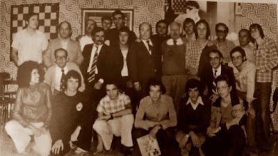 Equipo del Club de Ajedrez Zytglogge de Berna