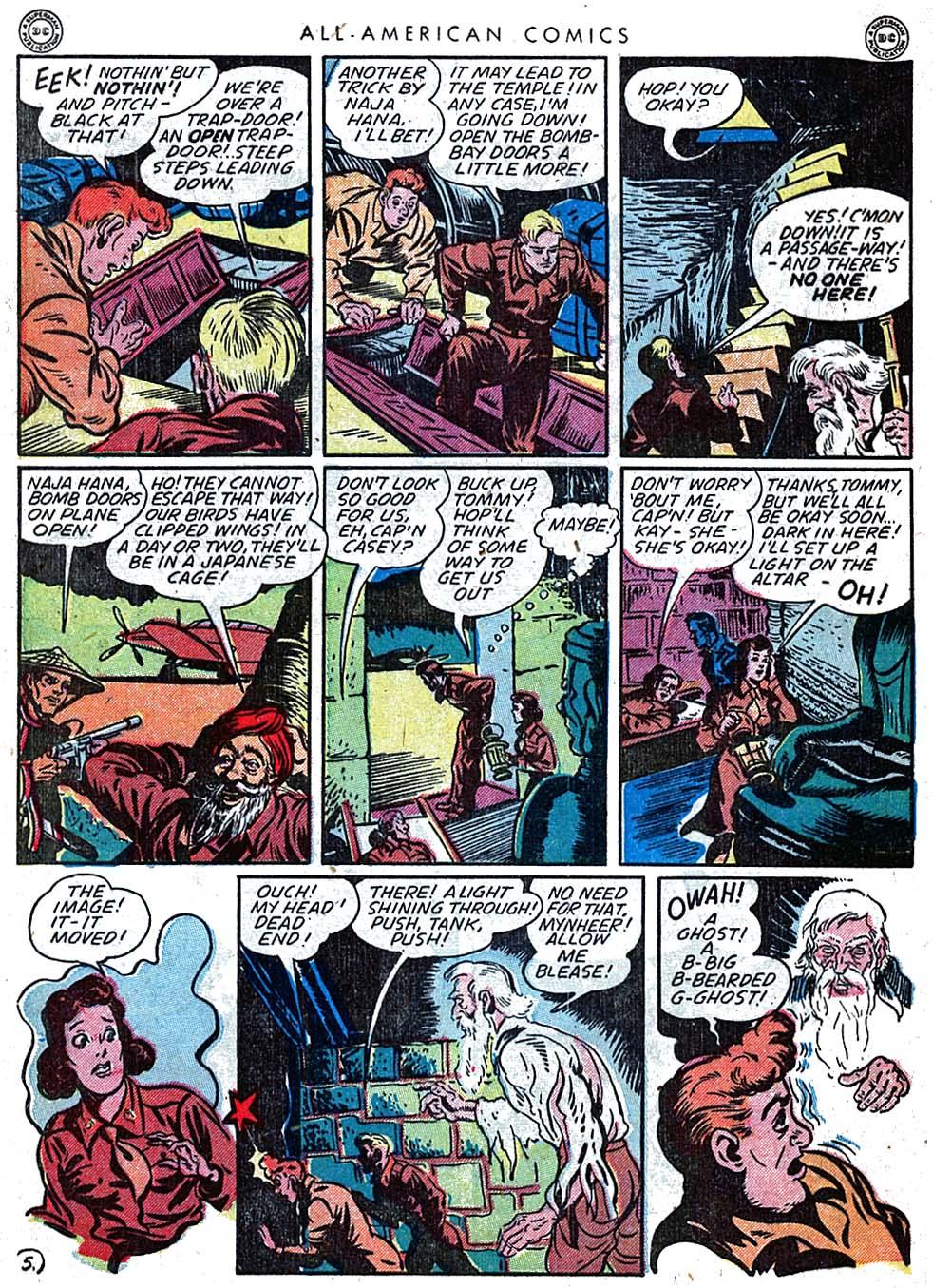 Read online All-American Comics (1939) comic -  Issue #62 - 46