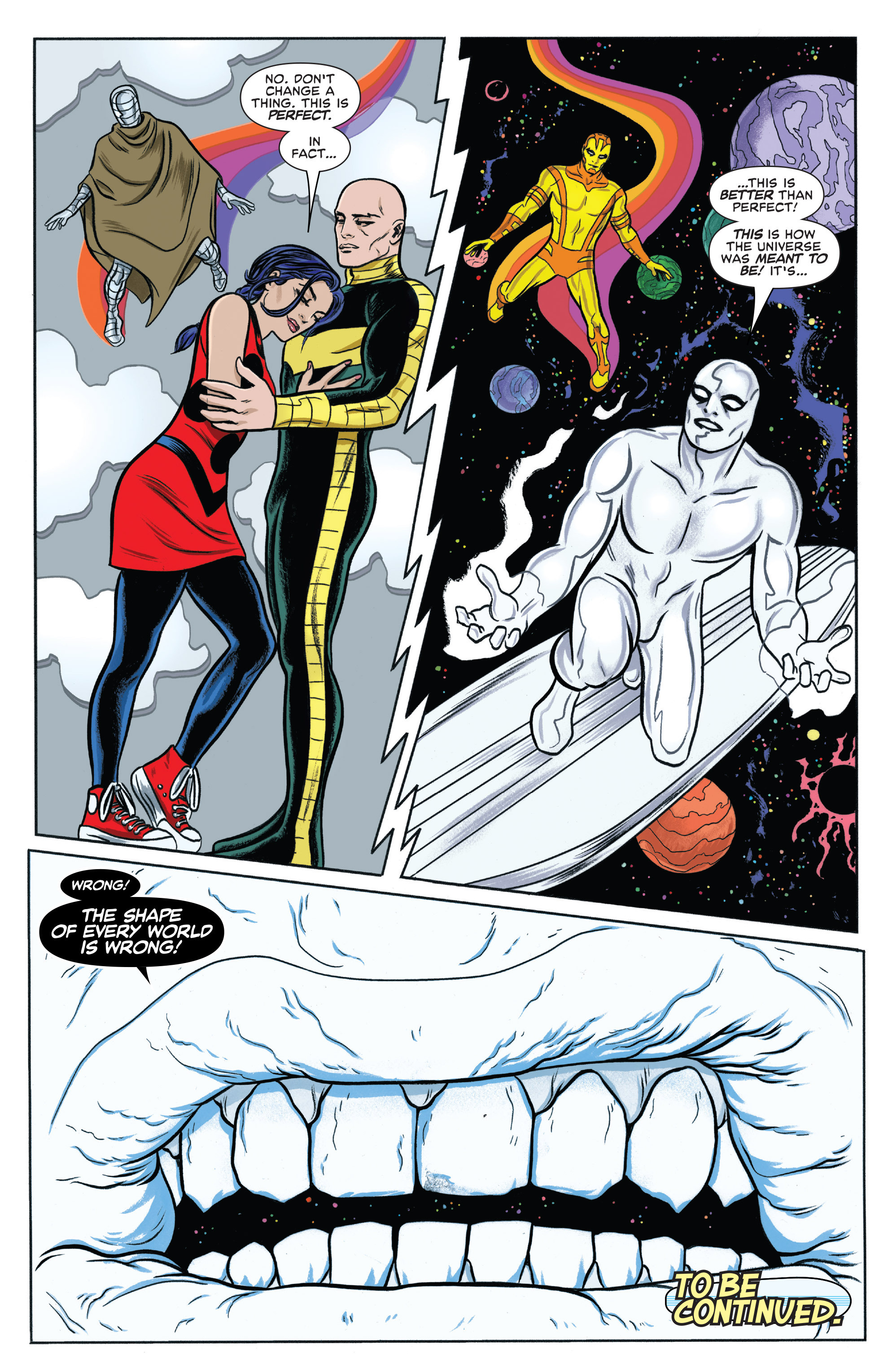 Read online Silver Surfer (2014) comic -  Issue #14 - 19