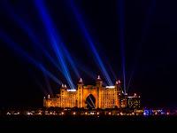 Abu Dhabi, UEA Tumbuh Menjadi Raksasa Pariwisata di Timur Tengah