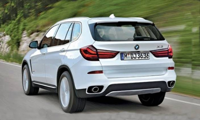 The 2018 New BMW X3 M Release Date, and specs