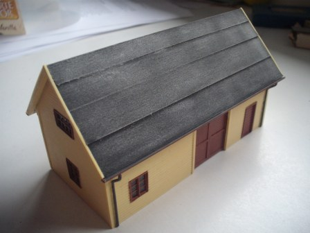 NSB goods shed