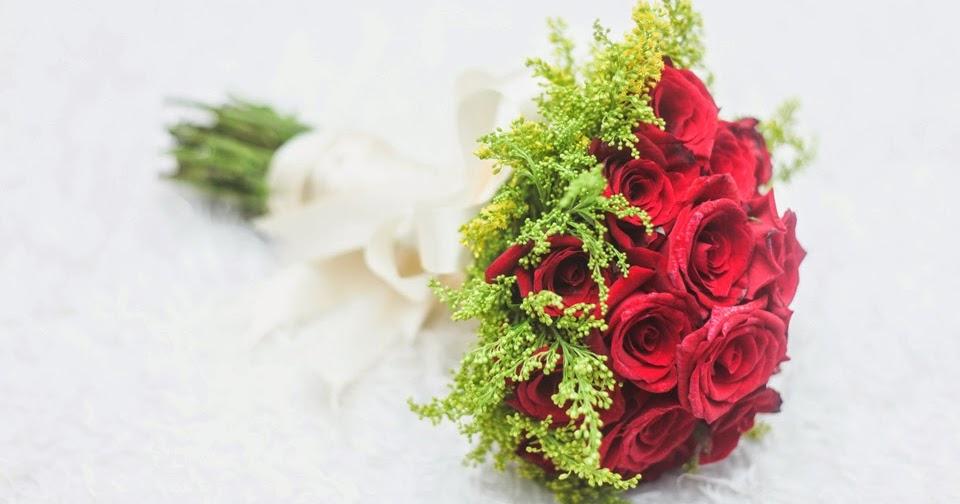 Hand Bouquet Fresh Flower. Hand Bouquet Fresh Flower. Wedding ...