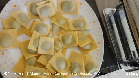 Pastas Frescas Recheadas
