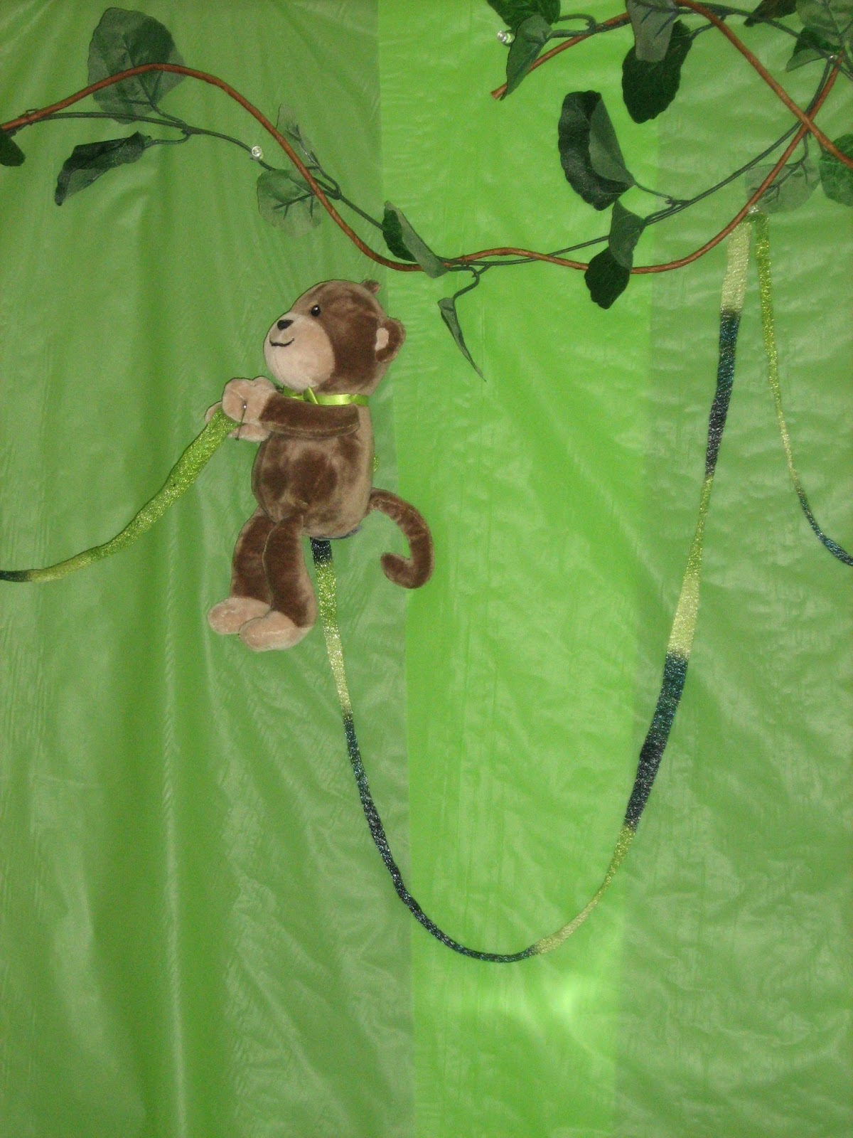 This Southern Heart Of Mine Jungle Monkey Baby Shower