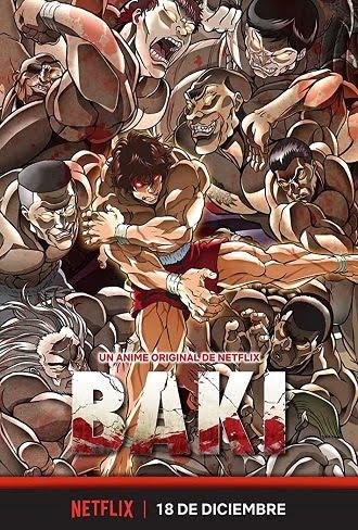 Baki Season 1 Complete Download 480p & 720p All Episode