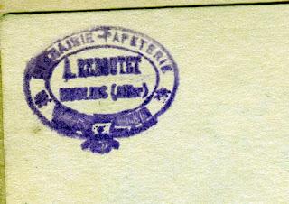 Photo de Moulins, Allier.librairie papeterie A. R.