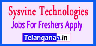 Sysvine Technologies Recruitment 2017 Jobs For Freshers Apply