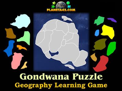 Gondwana Puzzle