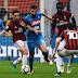 Napoli empata sem gols com o Milan e vê sonho do título se distanciar